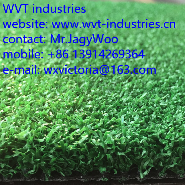 sports 15mm high-density hockey field PE artificial grass synthetic